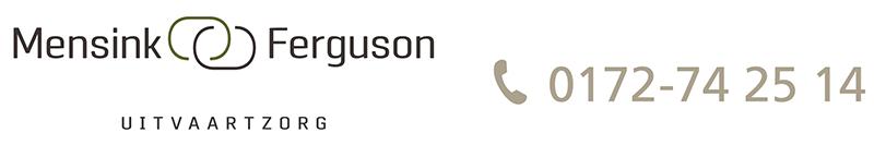 Mensink-Ferguson Uitvaartzorg | Alphen aan den Rijn Logo